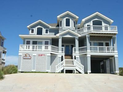Photo for #PI251: Reduced Rates! OCEANFRONT w/PRVTPool, HotTub, Elev. & RecRm w/PoolTable