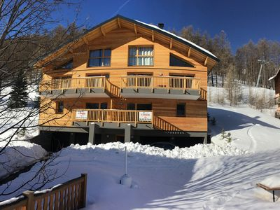 Photo for 3BR Chalet Vacation Rental in Allos, Provence-Alpes-Côte-D'Azur