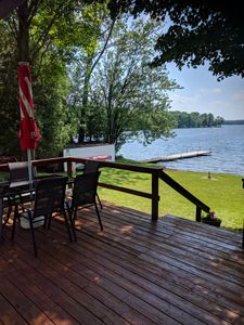 Photo for Buckhorn Lake (3) bedroom waterfront cottage with bunkie