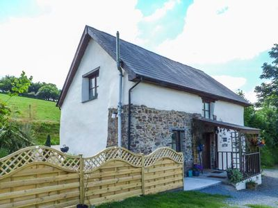 Photo for OWL'S NEST, pet friendly, with a garden in South Molton, Ref 934511