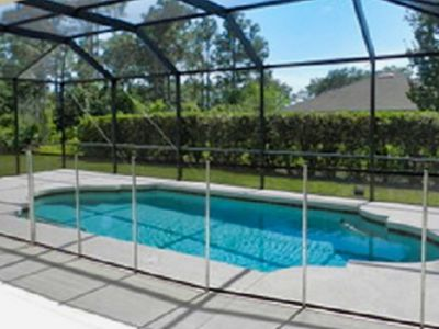 Photo for New Listing, Gorgeous Rotunda West Home, Private Pool, Monthly Rates, Minutes To Englewood and Boca Grande Beaches
