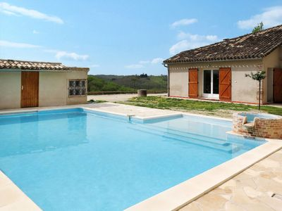 Photo for Vacation home Touzy (HDC400) in L'Honor-de-Cos - 10 persons, 5 bedrooms
