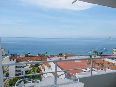 Photo for Boana Torre Malibu condo 604, ocean view, Romantic zone