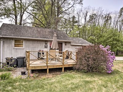 Photo for Bolton Landing Cottage w/Deck - Walk to the Beach!