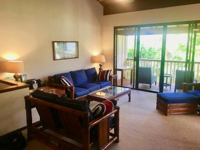Photo for Paradise in Poipu Kauai, Sleeps 8, Beachfront Pool and Just Steps to the Ocean