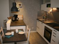The apartament is wonderful!!!well furnished and organized!! The garage is useful!!!