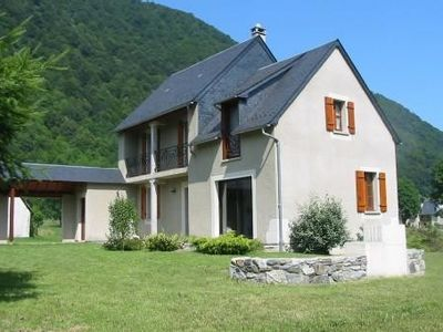 Photo for Campan, Hautes Pyrénées cottage -Comfortable house near the Col du Tourmalet.