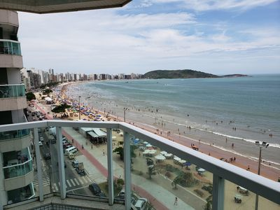 Photo for Apt seafront, 3 bedrooms and one suite