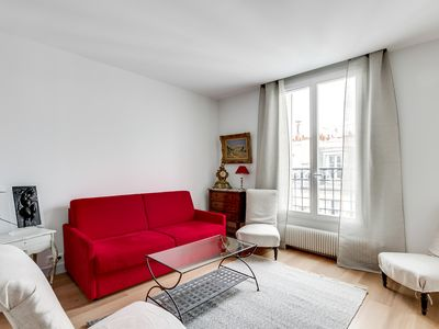 Photo for Charmant appartement avec vue sur Montmartre - Apartment for 3 people in Paris ville