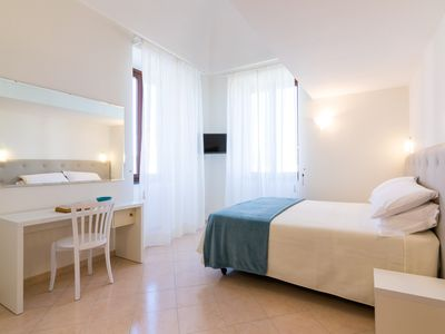 Photo for La Marinella-Marinella large apartment at walking distance from everything