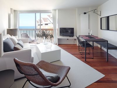 Photo for UNBEATABLE SEAFRONT BRAND NEW APARTMENT