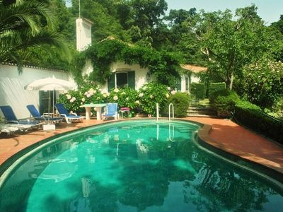 Photo for 8BR Villa Vacation Rental in Malveira da Serra
