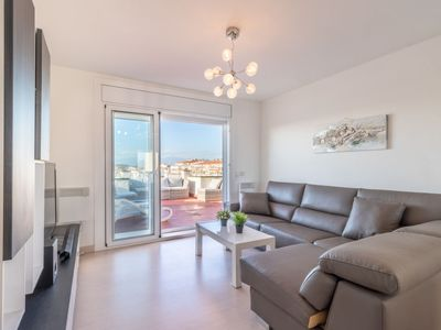Photo for Apartment Sant Maurici 212 in Empuriabrava - 4 persons, 2 bedrooms