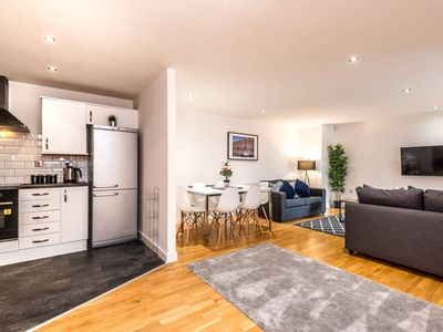 Photo for Stylish Liverpool Central Apartment - Sleeps 8!