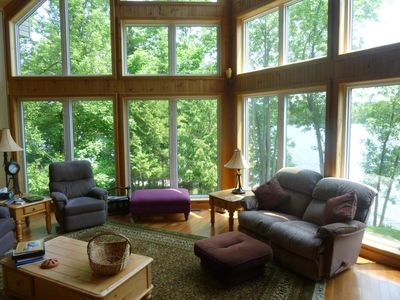 Photo for 5BR Cottage Vacation Rental in Kirkfield, ON