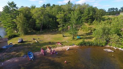 Photo for Two Bedroom Beach Cottage on Zwickers Lake, Annapolis Valley, Nova Scotia