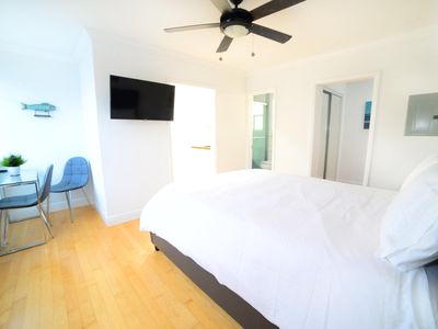 Photo for Modern Apartment Just 30 second 300 Feet  walking To Hollywood Beach