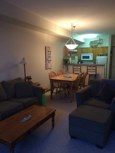 Photo for This Cozy Condo Is Ski-in/Ski-out, Pet Friendly, 500 Meters To The Village,
