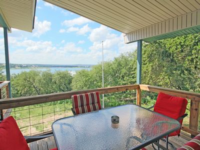 Photo for LakePoint Lookout- Your Private Getaway with Sweeping Lake Views