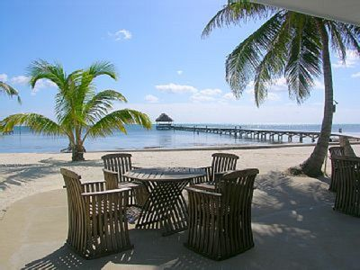 Photo for WELCOME TO SUNSET BEACH RESORT!1 br condo on the Caribbean with view of the Reef