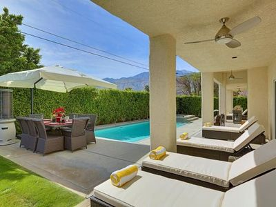 Photo for Casa Santa Fe - Luxury, Minutes to Downtown, Pool, Outdoor Living at its Finest