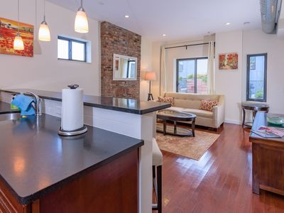 Photo for 3BR Apartment Vacation Rental in Jersey City, New Jersey