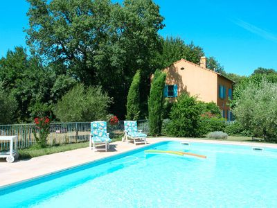Photo for Vacation home Ma Solitude  in Le Cannet - des - Maures, Côte d'Azur hinterland - 4 persons, 2 bedrooms