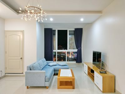 Photo for 2 Bedrooms Apt with city view