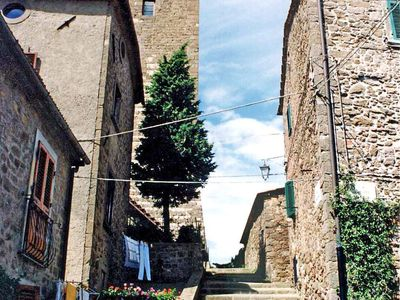 Photo for Apartment in Montecatini Val di Cecina with Internet, Washing machine (117095)