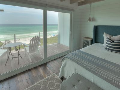 Photo for NEW LISTING: Gulf Front - Newly Renovated - Near Alys Beach and Rosemary