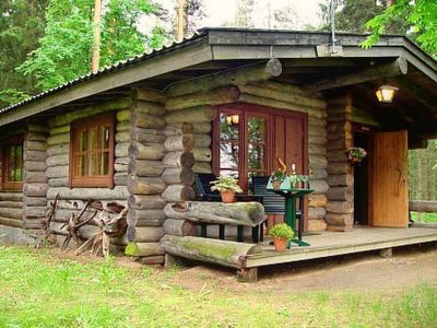 Photo for Vacation home Metsäpirtti in Asikkala - 2 persons, 1 bedrooms