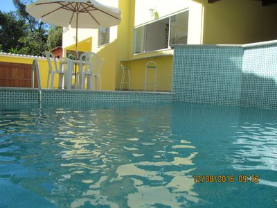 Photo for Beautiful house with pool and three bedrooms in Paraty