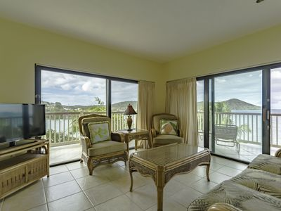 Waterfront, wrap around balc. Great views. Lower $ avail. for longer stay. C6