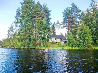 Photo for Vacation home Paloniemi (FIL155) in Taivalkoski - 4 persons, 2 bedrooms