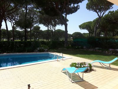 Photo for Quiet and relaxing villa in Vilamoura