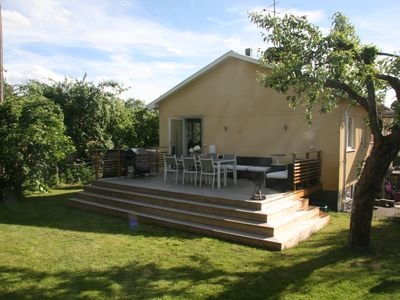 Photo for Lovely family house close to Globen and Stockholm city and the archipelago!