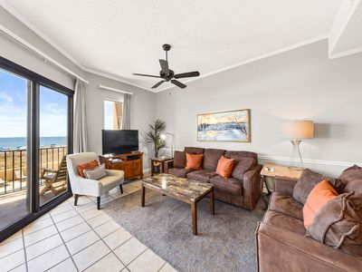Photo for Beautiful 3 bedroom condo!! Beach front, Orange Beach, Alabama