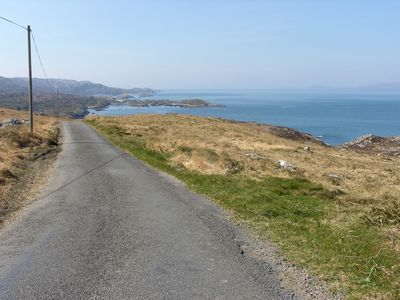 A scene along the Ring of Beara