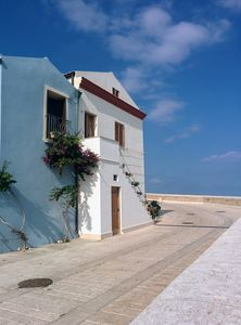 Photo for Termoli: Apartment/ flat - Termoli -end of the promontory of the Old Town