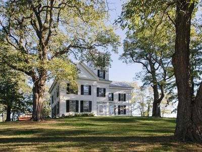 Photo for Historic Catskill Mountains Grand House