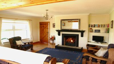 Photo for Holiday cottage, with free WiFi & Sauna, in beautiful West Donegal.