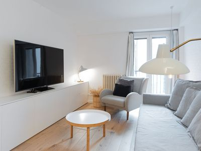Photo for LEIRE: perfect for families, in a quiet and well communicated area, renovated