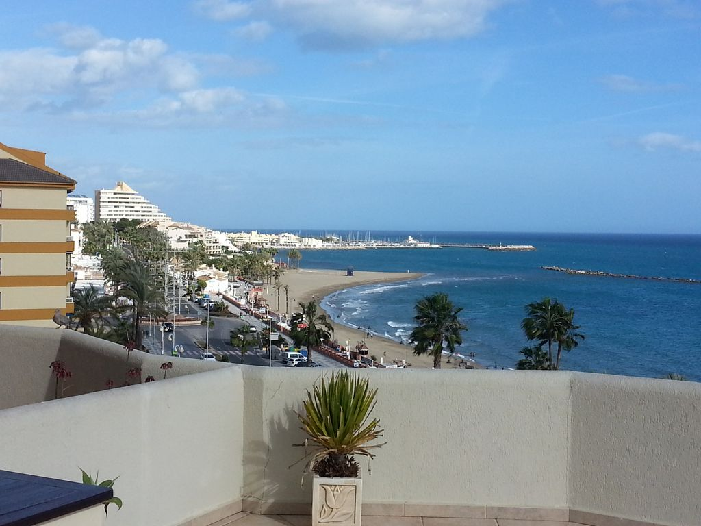 Stunning apartment fully equipped at Benal Beach Complex with sea view -  Benalmádena