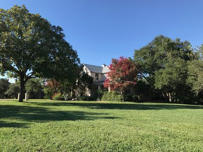 Photo for A Relaxed Retreat, Near Dripping Springs Wedding Venues & Hill Country Wineries