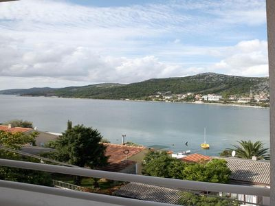 Photo for Two bedroom apartment near beach Seget Vranjica (Trogir)