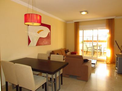 Photo for ARENAL GOLF, modern 2 bedroom apartment