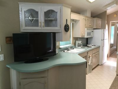 Photo for 1 Bedroom Park Model Mobile Home