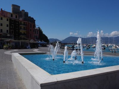 Photo for 1BR Apartment Vacation Rental in Lerici, Liguria