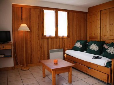 Photo for Chalet Queen of Pres - 2 Rooms Corner Mountain 7/10 People