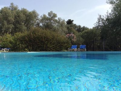 Photo for Prestige Villas | AG STEF (KASSIOPI) | Spacious Villa with Large Pool